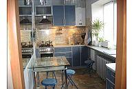 малогабаритная кухня 5 кв м