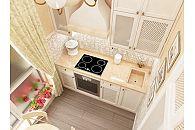 Маленькие кухни 5 кв м